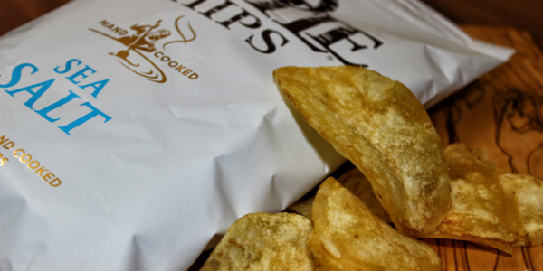 Kettle Chips – zuckerfrei, vegan & glutenfrei