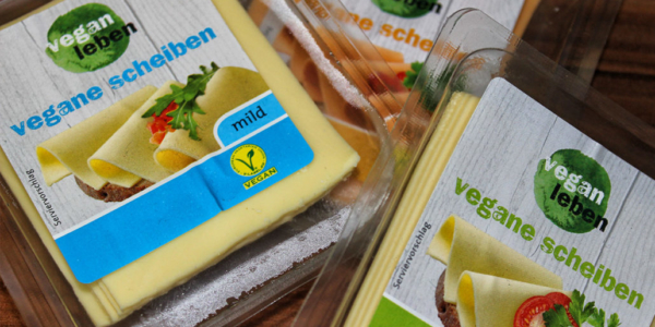 vegan leben, vegane Scheiben – veganer Käse