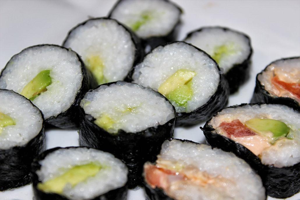Veganes Sushi Selber Machen Glutenfrei Zuckerfrei Ideen Fur