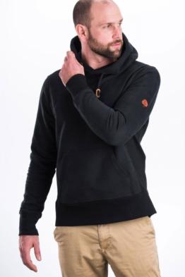 Extra dicker Hoodie Fleece Pullover mit Kapuze