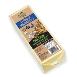 GreenVie Mozzarella Geschmack Block - 2,5kg