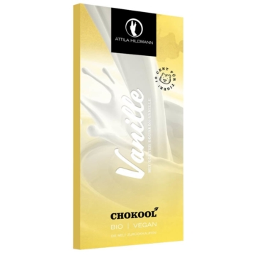 Attila Hildmann Chokool® Vanille - Bio - 80g