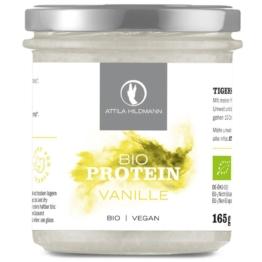 Attila Hildmann Protein Vanille - Bio - 165g