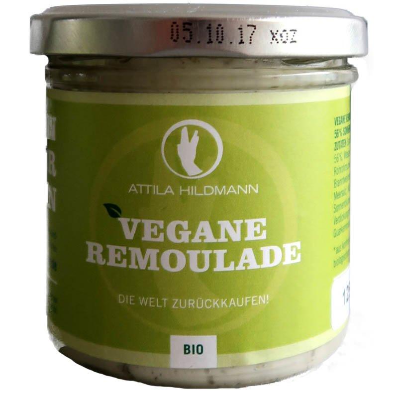 vegane remoulade ohne soja attila hildmann bio 125ml veggiesearch. Black Bedroom Furniture Sets. Home Design Ideas