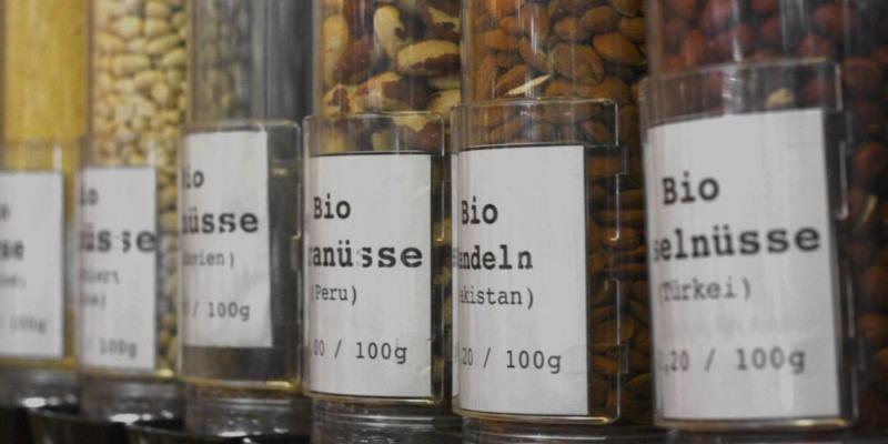 Dr. Pogo – Spender mit unverpackten Lebensmitteln