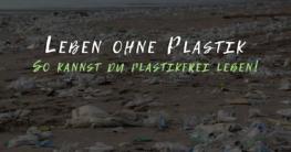 Leben ohne Plastik - So kannst du plastikfrei leben!