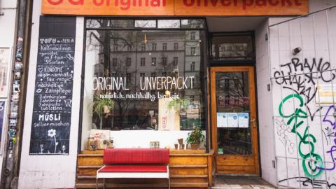 OU Original Unverpackt in Berlin