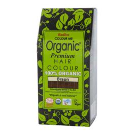 Radico Organic Pflanzenhaarfarbe 100 g, braun