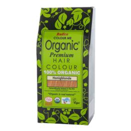 Radico Organic Pflanzenhaarfarbe 100 g, honigblond