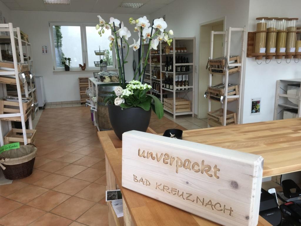 unverpackt Bad Kreuznach - verpackungsfrei einkaufen