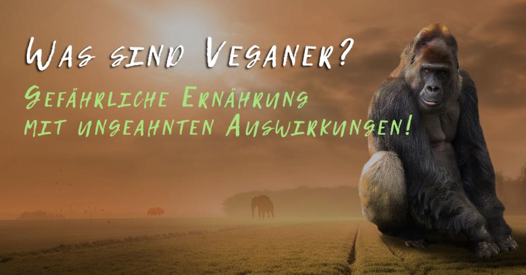 Was sind Veganer?
