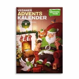 Adventskalender vegan 2018 mit Schokolade gefüllt online kaufen