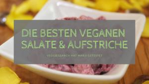 Die besten veganen Salate & Brotaufstriche kommen von MAKÜ