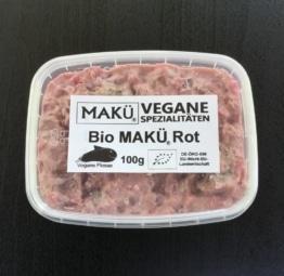 Makü rot - Veganer Heringssalat