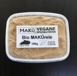 MAKÜrele - veganer Makrelensalat