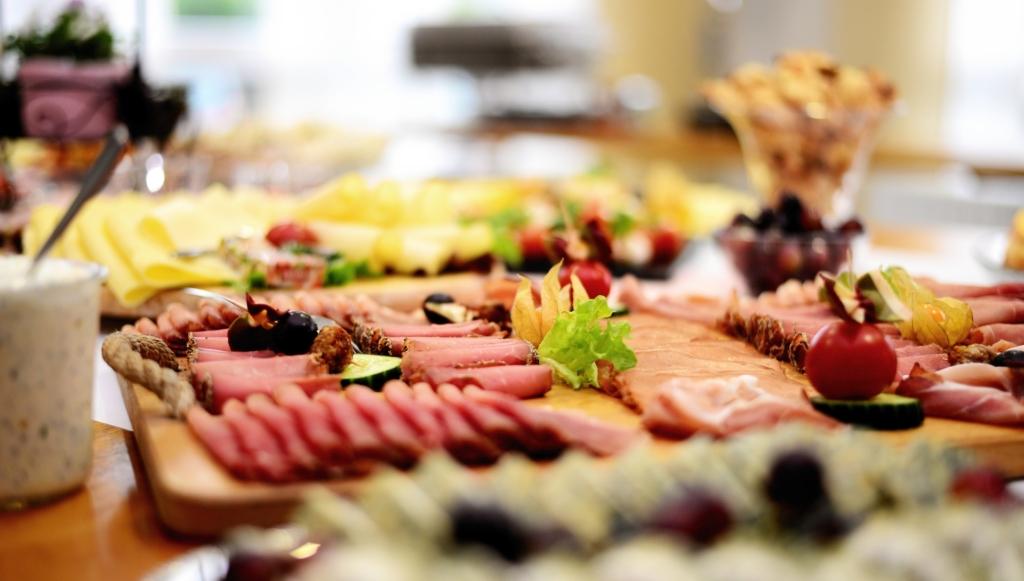 Lebensmittel mit Cholesterin