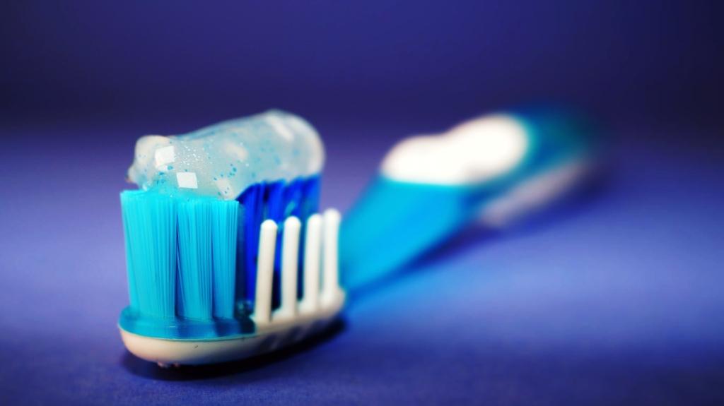 Mikroplastik in Zahnpasta