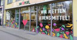 SIRPLUS in Berlin Steglitz mit Unverpackt-Ecke