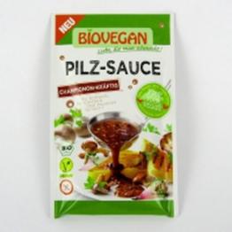 Biovegan Pilz Sauce Champignon kräftig vegan bio 27 g