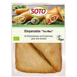 Soto Empanadas Tex-Mex - Bio - 250g