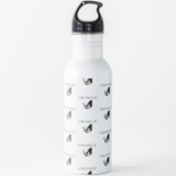 Vegan - Guacoholic Wasserflasche