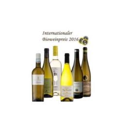Vegane Bio - Weißwein Probierkiste / 6 Flaschen