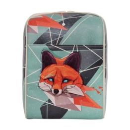 DOGO Schultertasche »Red fox«