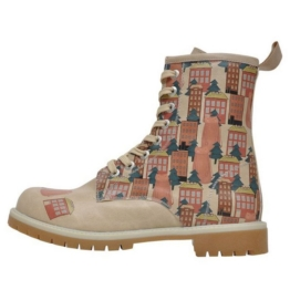 DOGO »Home sweet home« Stiefel Vegan