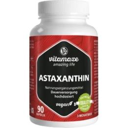 Astaxanthin 4 mg vegan Kapseln 90 St