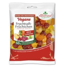 Fruchtsaft-früchtchen Vegan 50% Fruchts. 175 g