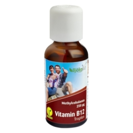Vitamin B12 Vegan Tropfen Methylcobalami 30 ml